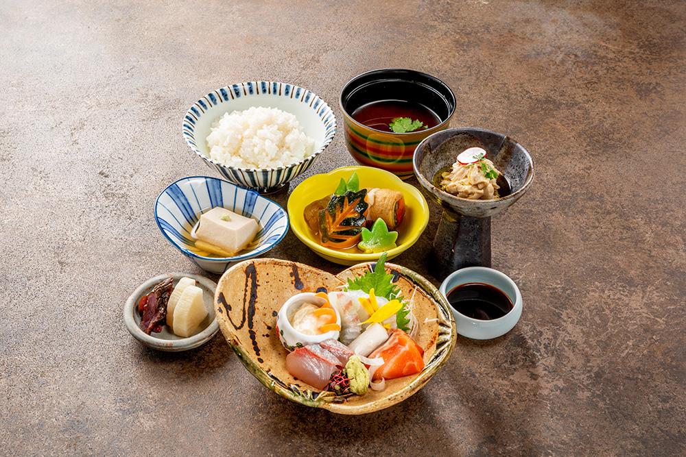 お造り御膳 Sashimi Set