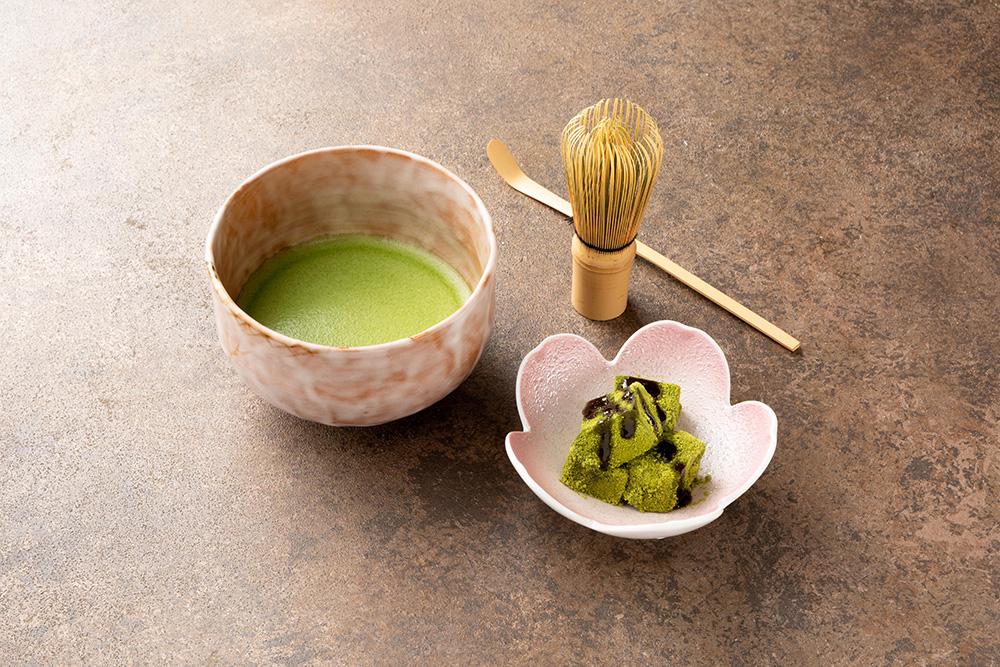 抹 茶 Matcha